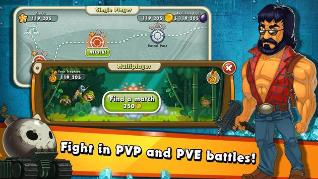 Download Jungle Heat War of Clans 2.1.3 APK File for Android