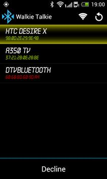 Download Bluetooth Walkie Talkie 1.1.2 APK File for Android