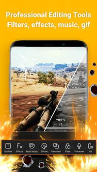 Download Screen Recorder VideoShow with audio& Video Editor 3.0.3 APK File for Android