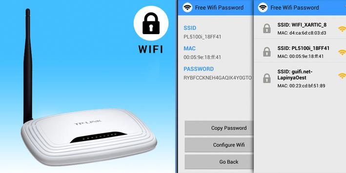 Download FREE WIFI PASSWORD GENERATOR 18.0 APK File for Android