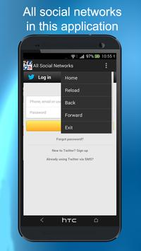 Download All Social Network 4.2.6 APK File for Android