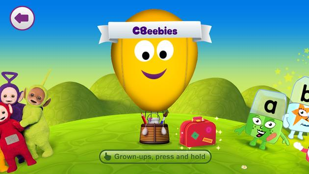 Download BBC CBeebies Playtime 2.7.3 APK File for Android