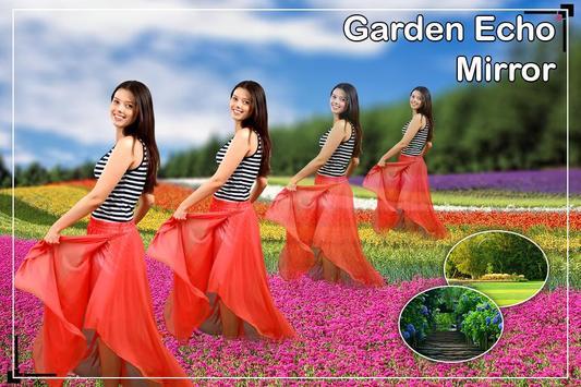 Download Mirror Magic: Garden Echo Mirror Effect 1.0 APK File for Android