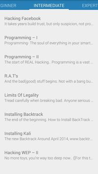 Download Hacking Tutorials 2.0 2.0.05 APK File for Android