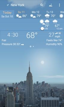 Download Awesome Weather YoWindow - Live Wallpaper, Widgets 2.13.16 APK File for Android