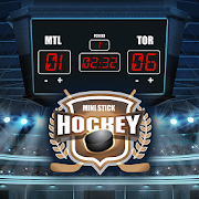 Mini Stick Hockey Scoreboard APK