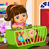 Little Babysitter Slacking APK