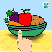 Buku Gambar Fruit & Vegetable APK