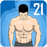Arms & Back - 21 Days Fitness Challenge APK