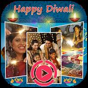 Happy Diwali Video Maker 2017 - Photo To Video APK
