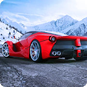 Driving Car Ferrari Game: USA City Driving APK
