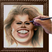 Caricatures Warp Face Cartoon APK