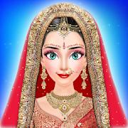 Royal Indian Girl Fashion Salon For Wedding APK