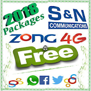 All Packages For Zong APK