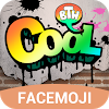 Cool Sticker With Graffiti Style For Snapchat Word APK