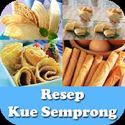 Resep Kue Semprong APK