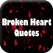 Broken Heart Quotes Wallpaper APK