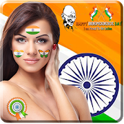Ind Flag Photo Frame For Pictures Free Apps APK
