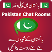 Pakistan Live Chat Rooms Group Chat APK