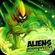 Aliens Arena: Mega Alien War Transform APK