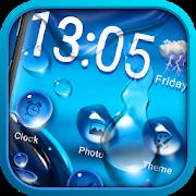 Raindrop & waterdrop Launcher APK