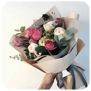 Flower bouquet design APK
