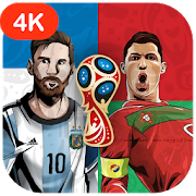 World Cup 2018 Wallpapers 4K APK