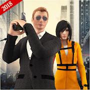 Secret Agent Action Game : Prison Escape Spy Game APK