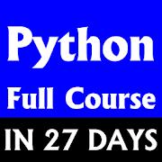 Learn Python Full Course APK