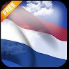 3D Netherlands Flag LWP APK