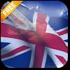3D UK Flag Live Wallpaper APK