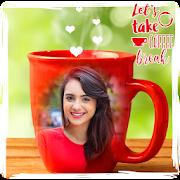 Coffee Mug Photo Frames APK