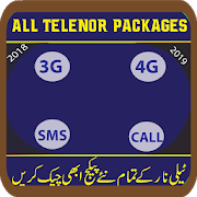 All Telenor Packages Free latest 2018 APK