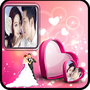 Romantic Photo Frame APK