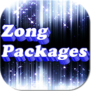 All Zong Packages APK