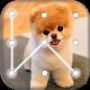 Puppy Dog Pattern Lock Screen APK