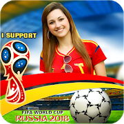 Football World Cup 2018 Photo Frame 1.1 Android Latest Version Download