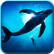 Blue Whale Screen Lock Wallpaper 1.2 Android Latest Version Download