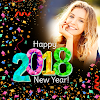 Happy New Year Photo Frame 2018 photo editor APK