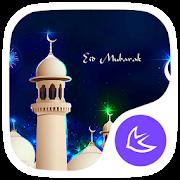 Eid Mubarak-APUS Launcher theme APK