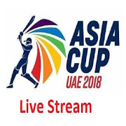 Asia Cup 2018 - Live Streaming Guide APK