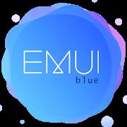 Blue Pro Theme Emui 5/8 APK