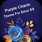 Purple Charm Theme for Emui 5/8 APK