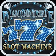 Triple Diamond 777 slots APK