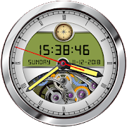Analog Clock Live Wallpaper 2018: 3D Clock Widget 2.0 Android Latest Version Download
