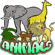 play with farm and wild animals APK