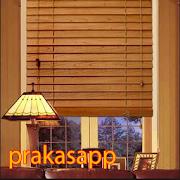 Bamboo Curtain Design APK