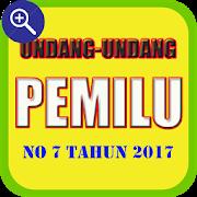 UU PEMILU NO 7 TAHUN 2017 APK