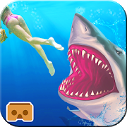 Angry Shark Attack: Hungry Fish Sea Adventure VR APK