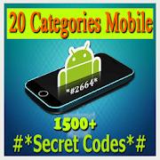 All Mobile Secret Codes - জরুরী স্মার্ট ফোন কোড APK